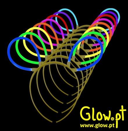 Orelhas de Coelho Glow (Pack 50)