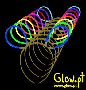 Orelhas de Coelho Glow (Pack 6)