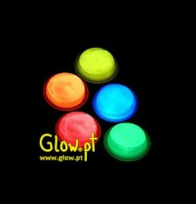 Glow Badges / Crachá Redondo