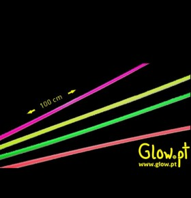 Palhinhas Fluorescentes 100cm (pack 100)