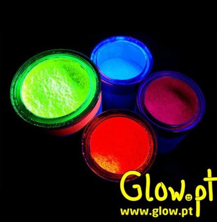 Pigmento Fluorescente (0,5 kg)