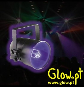 Projector de Luz Negra 25W