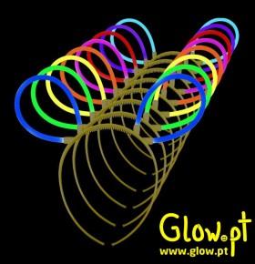 Orelhas de Coelho Glow (Pack 25)
