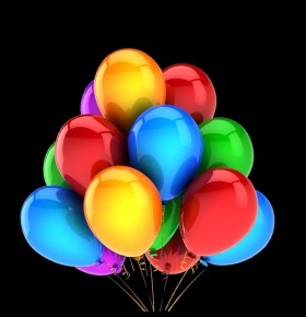 Balões Lisos (pack 100)