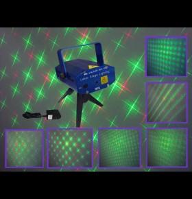 Projector de Efeitos Laser