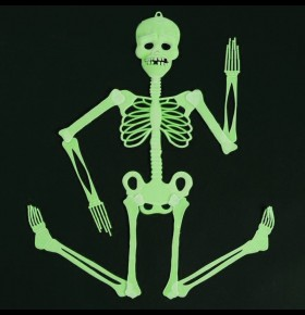 Esqueleto Glow 90cm