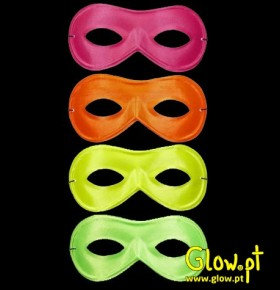 Máscara Homem Fluorescente