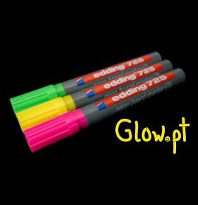 Giz Líquido Fluorescente
