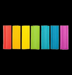 Plasticina Fluorescente 150g