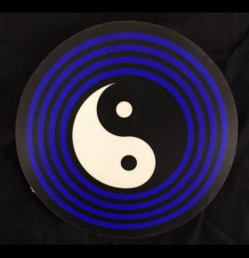 LED T-shirt - Yin Yang