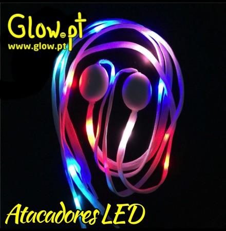 Atacadores LED