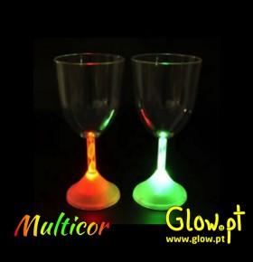 Copo Vinho LED
