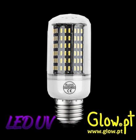 Lâmpada LED E-27 ( 28 LED'S)