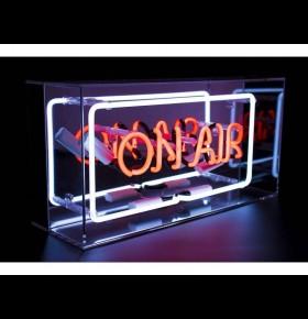 Caixa Acrílica Neon On Air