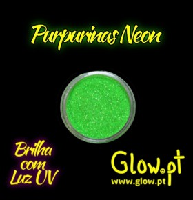 Purpurinas Neon