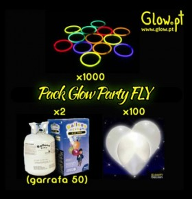 Pack Glow Party FLY