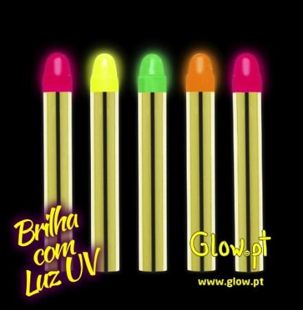 Lápis (Pack 5) UV Body Paint