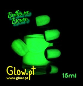 Verniz Glow in the Dark (15ml)