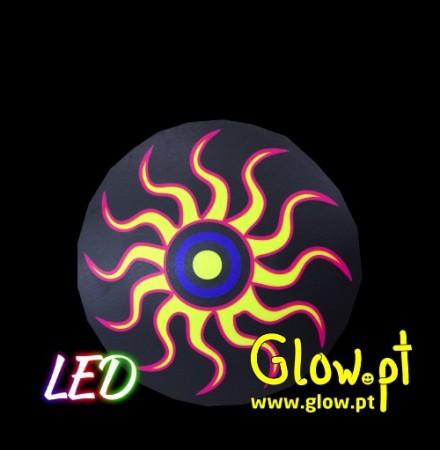 Placa LED Sol