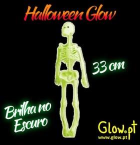 Esqueleto Glow 33cm