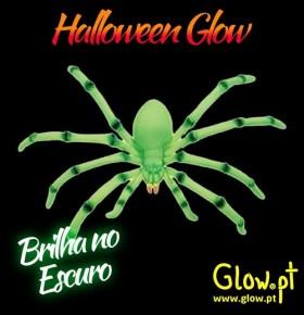 Aranha Gigante Glow 80cm