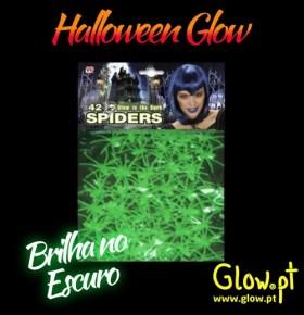 Aranhas Glow