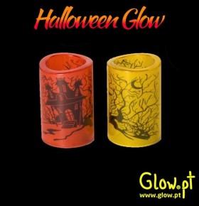 Vela LED Halloween