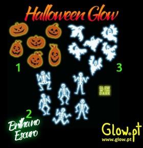 Decoração Halloween (Pack 6)