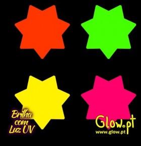 Mini Estrelas ( Pack 60 )