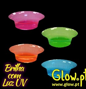 Taças Fluorescentes ( Pack 20 )