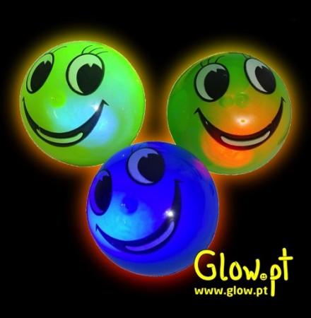 Bola Sorriso C/LED