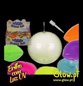 Balão Neon 90cm Insuflável
