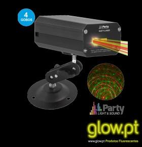 Laser Efeitos Gobo