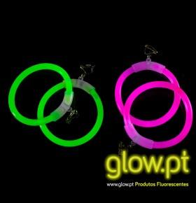 Brincos Glow