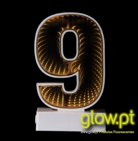 Número Decorativo LED (19cm)
