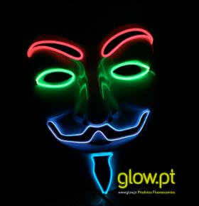 Máscara Anonymous El Wire