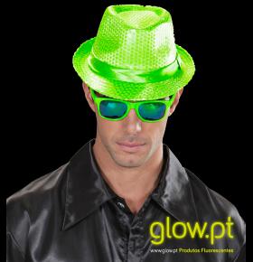 Chapéu Fluorescente
