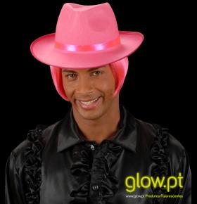 Chapéu Feltro Fluorescente