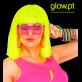 Óculos Grelha - Shutter Shades Fluorescentes