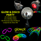 Pack Glow & Disco Party