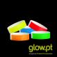 Pulseira Papel Inviolável Fluorescente