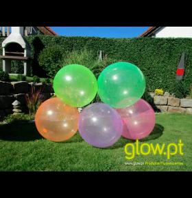 Bola Balão Neon Anti Gravidade 90cm
