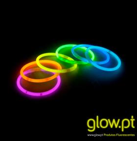 Pulseiras Glow Multicor ( Pack 50 )