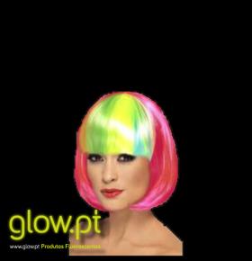 Peruca Partyrama Neon