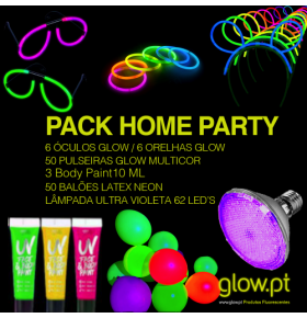 Pack Home Party