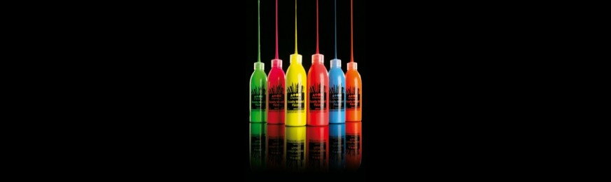 Tintas Fluorescentes / Glow