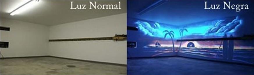 Tintas Fluorescentes Invisíveis